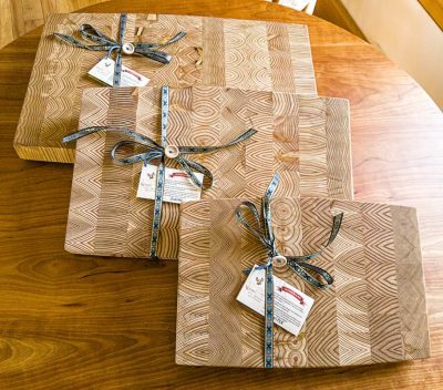 Portfolio category - Cutting Boards